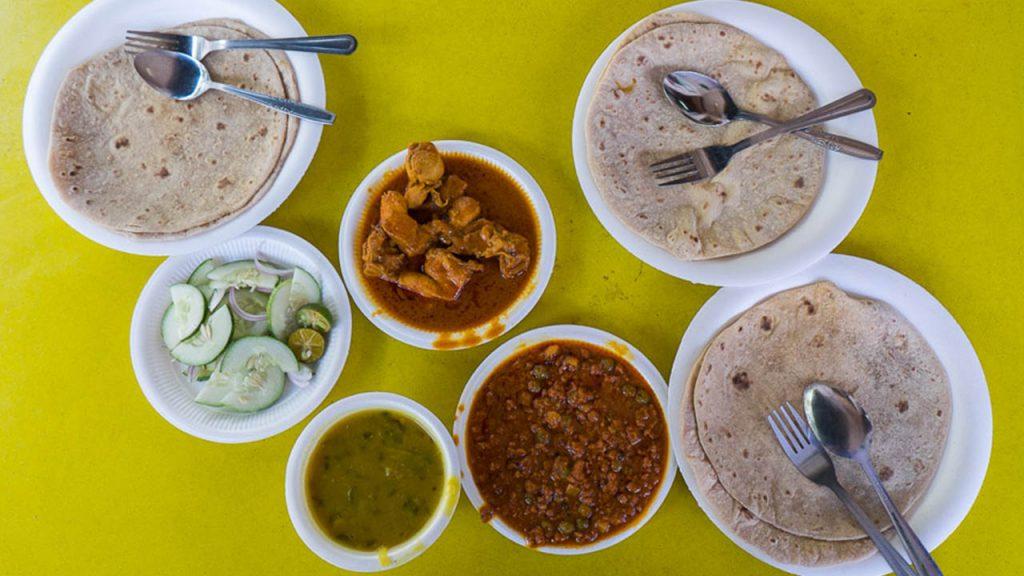 Azmi Chapati