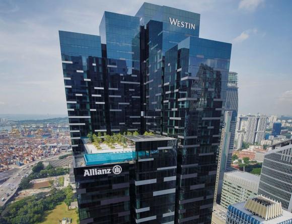 Khách sạn The Westin Singapore