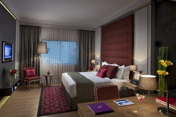 Phòng khách sạn Orchard Singapore