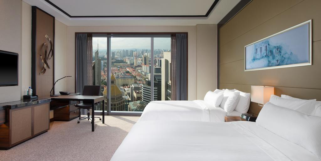 Phòng nghỉ của khách sạn The Westin Singapore