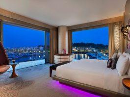 Top các khách sạn 5 sao đẹp nhất tại Singapore